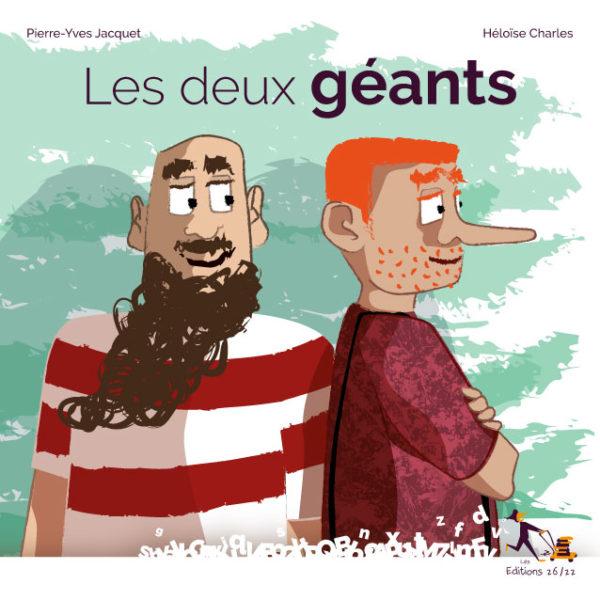 Livre pour enfants : Les Deux Géants